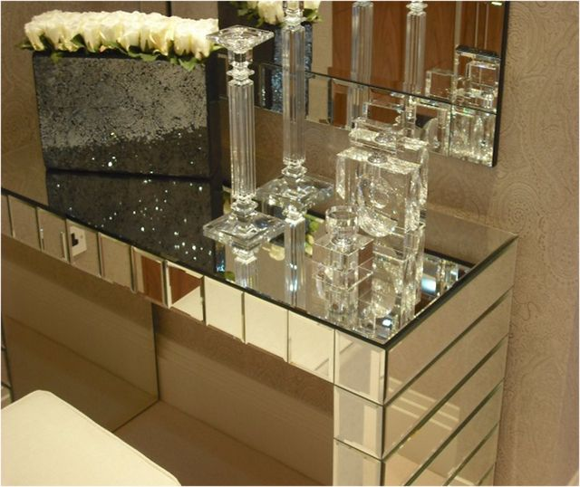 Mirrored Console Dining Table Ideas Pinterest