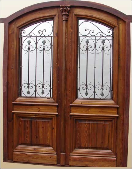 1910 Restored Door Grand Entrance Pinterest