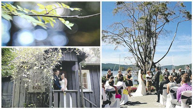 pender island wedding venues