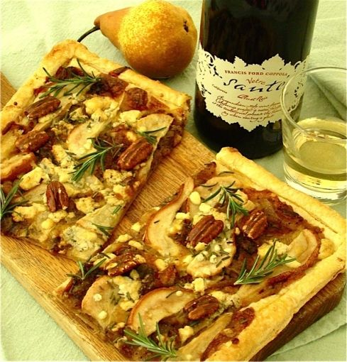 pumpkin and gorgonzola salad caramelized pear and gorgonzola quiche 18 ...