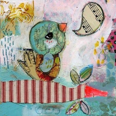 Mindy Murphy Lacefield ~** | Art journals | Pinterest
