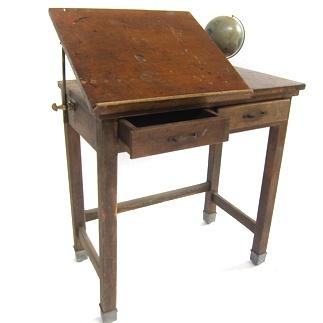 Two Drawer Children s Easel Desk Homeschooling