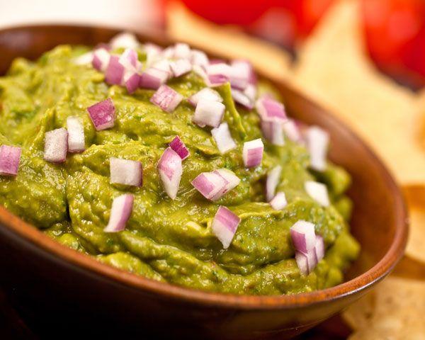 Basic Guacamole | Avocado ♥ers | Pinterest