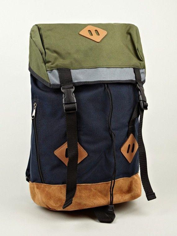 Brooklyn we go hard bwgh x drifter bags canvas backpack