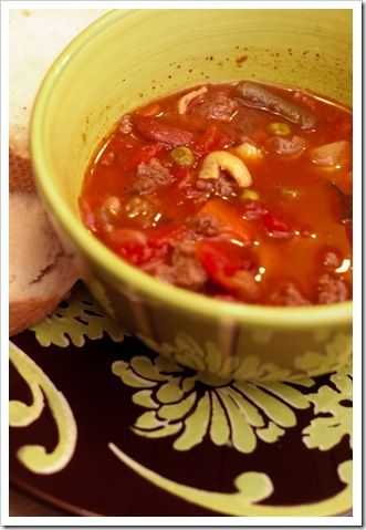 MINESTRONE SOUP...so simple   cookbooks   Pinterest