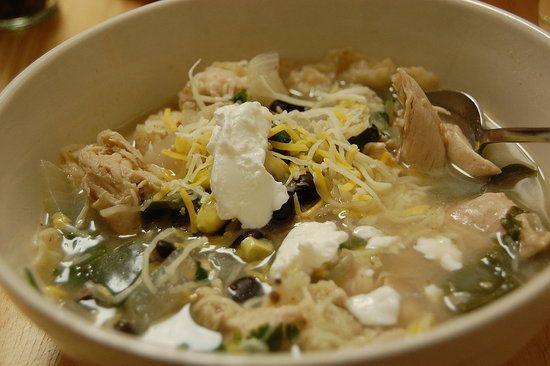Reader Recipe: Black Bean Tortilla Soup
