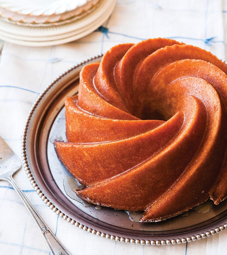 Easy cake recipes from scratch for Easy bundt cake recipes from scratch