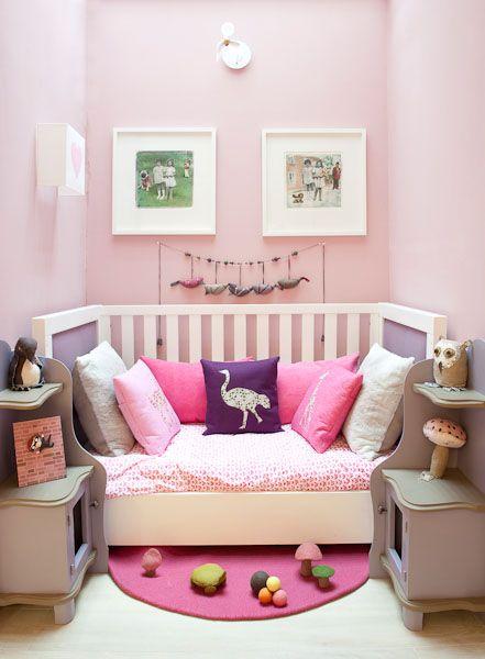 Bébé Chambre Parents Jusqu À Quand : Pink and Purple