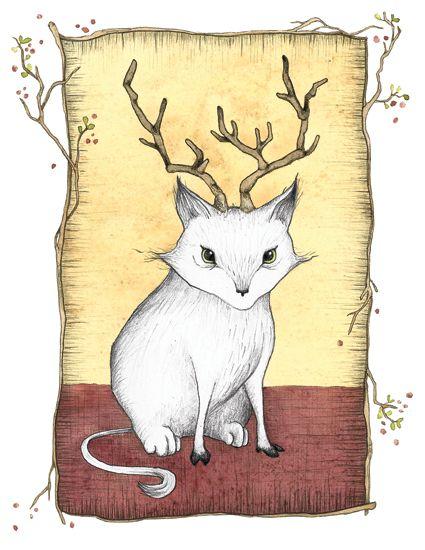 Reindeer cat get ready for christmas pinterest