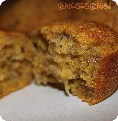 Banana Cornbread Muffins | Breads, Buns, Bicuits | Pinterest
