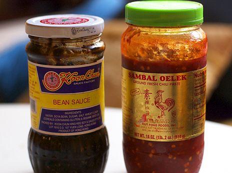 Stir-fried Tripe With Chili Bean Paste Recipe — Dishmaps