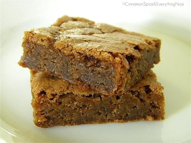 Butterscotch Blondies for 'The Sugar Queen' Giveaway! by ~CinnamonGir...