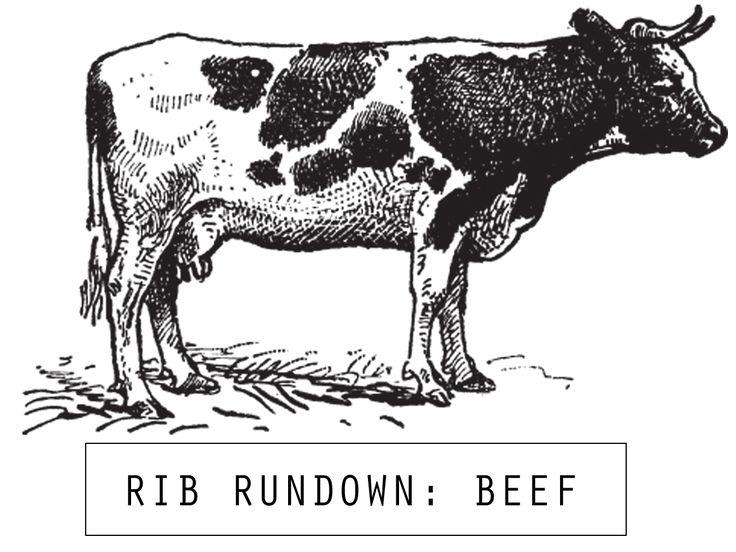Rib Rundown: Beef Ribs | M is for meat | Pinterest