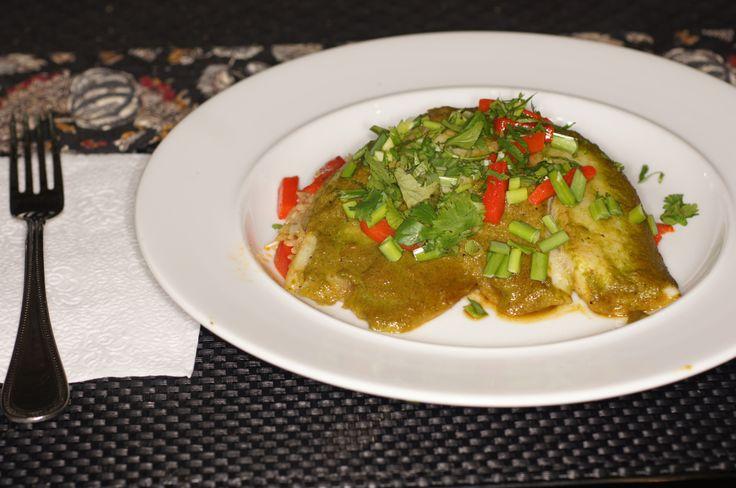 Ginger And Cilantro Baked Tilapia Recipes — Dishmaps