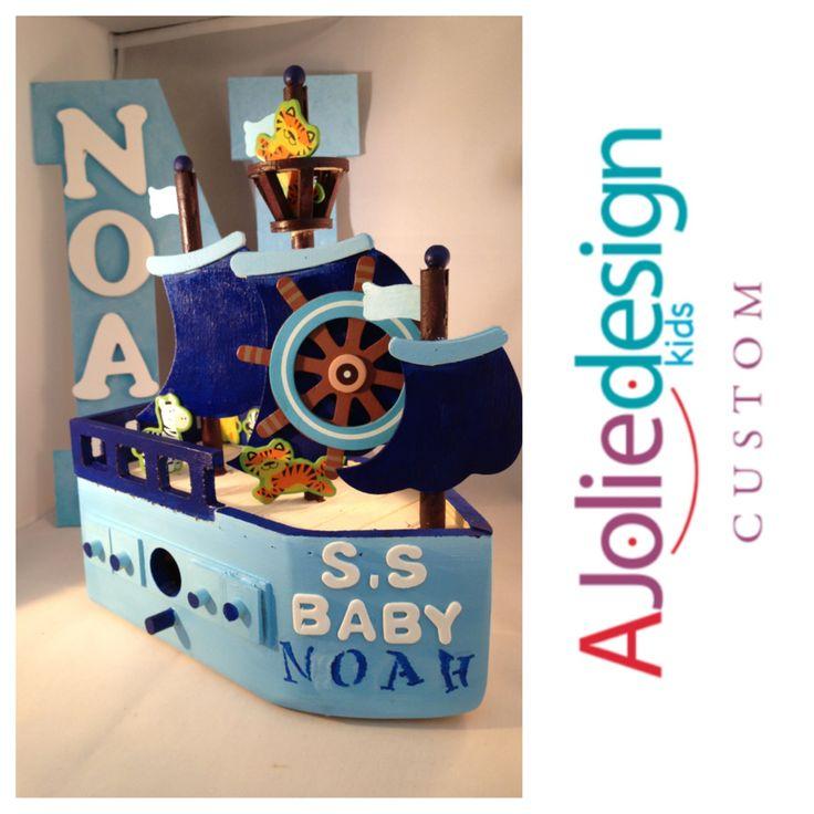 Noahs ark baby shower decoration babyshower ideas for for Noah s ark decorations