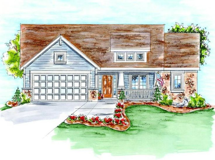 Houseplan 402 01381 House Plans Pinterest