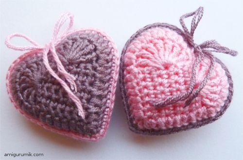 ... Сердце Крючком | Crochet - Hearts | Pinterest