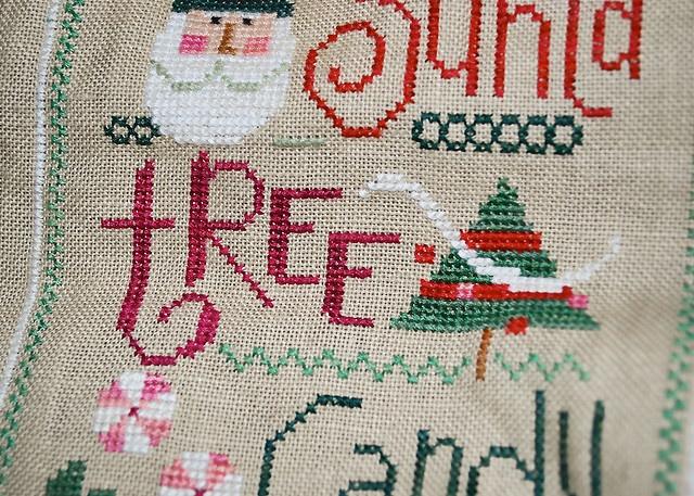 pattern love free christmas cross stitch pattern - Free Christmas Cross Stitch Patterns