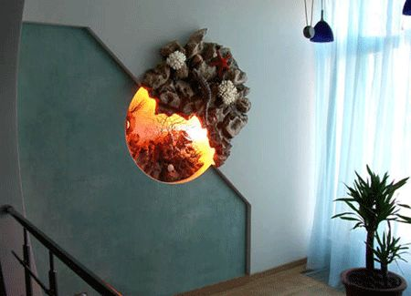 Small Aquarium, Glass Aquarium Tanks Design Trends