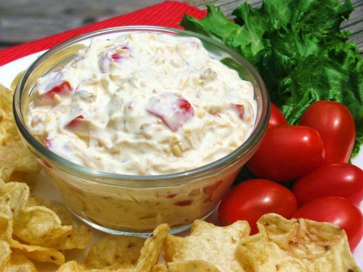 Reviewz & Newz: Creamy BLT Dip | Snack or Appetizer Recipes | Pintere ...