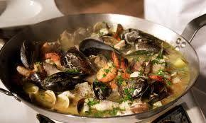 Portuguese Seafood Stew | FOOD | Pinterest