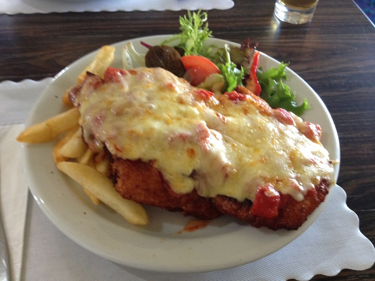 Chicken Parma, Melbourne, Australia