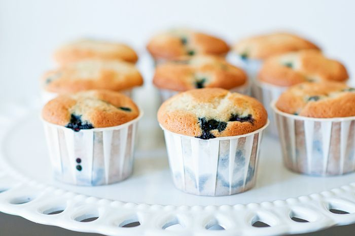 Blueberry Coffee Cake Muffins | Food | Pinterest