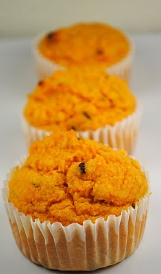 might have to try...sweet potato bacon corn muffs!! :o)