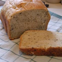 Jo's Rosemary Bread - Making this in the breadmaker right now. 5 Star ...