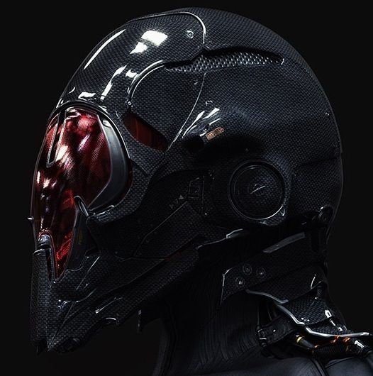 Pin by Alejo M on Mecha, masks, helmets and latex. | Pinterest