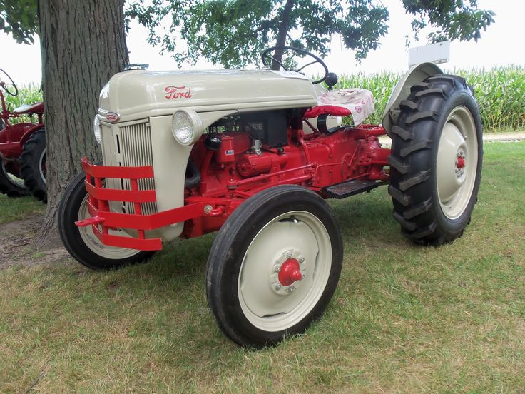 Pin 1949 Ford 8n Tractor Face 7 Jpg On Pinterest