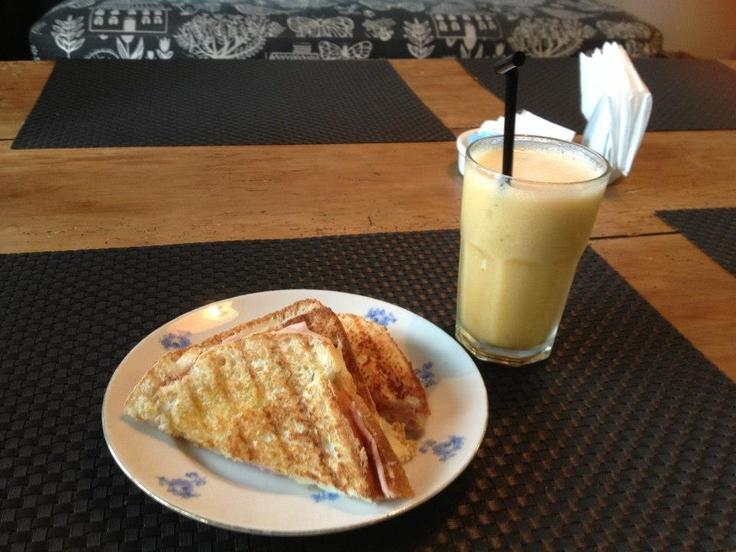 Pin by adolfo caf on desayunos meriendas y postres - Postres con queso de untar ...