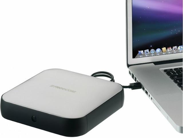 Freecom hard drive sq nouveau disque dur pour magnétoscope