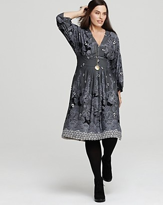 three/4 sleeve plus size summer time clothes