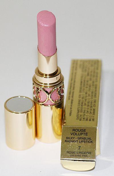 Pink Lipstick Lingerie