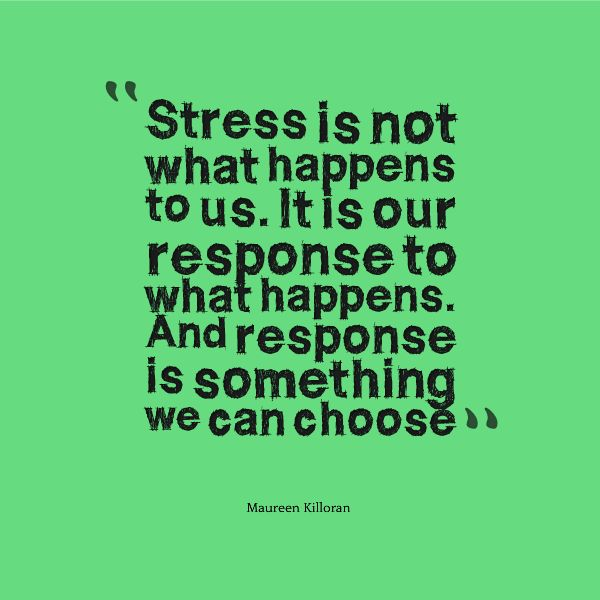 good quotes about stress quotesgram