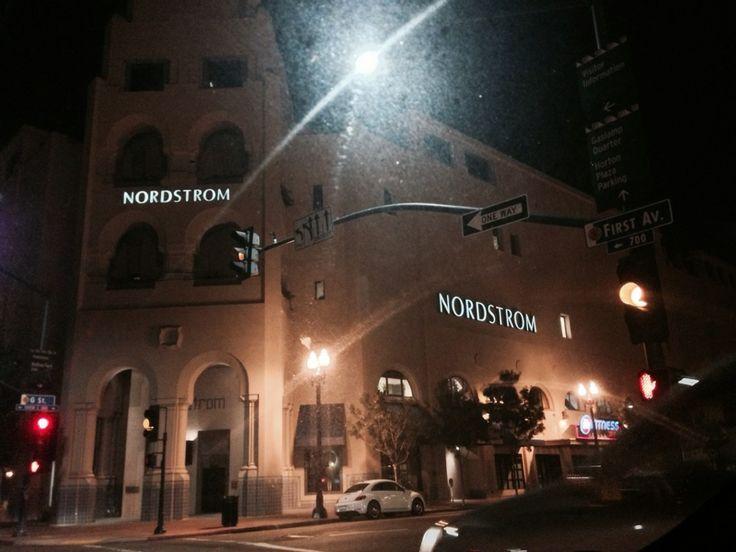 Nordstrom Horton Plaza in San Diego, CA