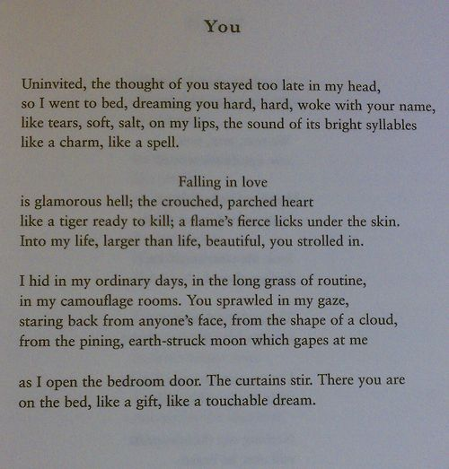 carol ann duffy valentine full poem