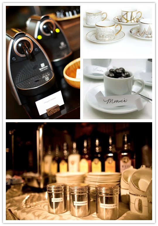 Pinterest discover and save creative ideas for Coffee bar for wedding