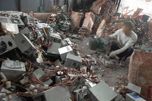 essay on e-waste recycling