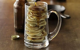 Beer and Bacon Mancakes | yumyum | Pinterest