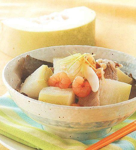 PORK & WINTER MELON SOUP | Hawaiian recipes | Pinterest