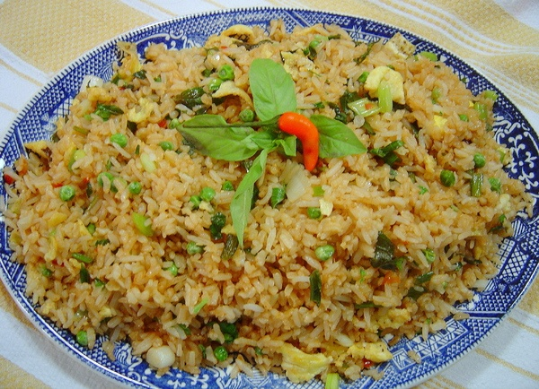Thai Style Fried Rice | Recipes | Pinterest