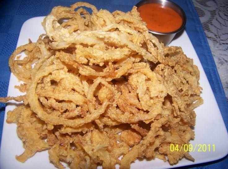 Crispy Onion Rings Recipe — Dishmaps