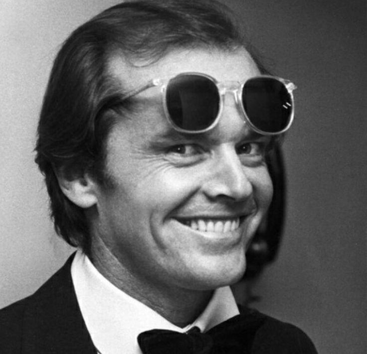 Jack Nicholson's smile...
