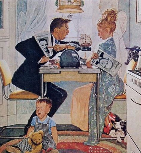 Norman Rockwell Most Famous Paintings