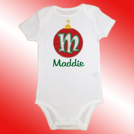 Find and save ideas about Christmas onesie on Pinterest. | See more ideas about Girls christmas shirts, Baby girl stuff and Baby girl clothing.
