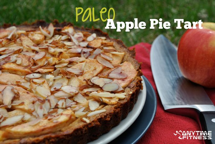 Memorial Day Recipe: Paleo Apple Pie Tart