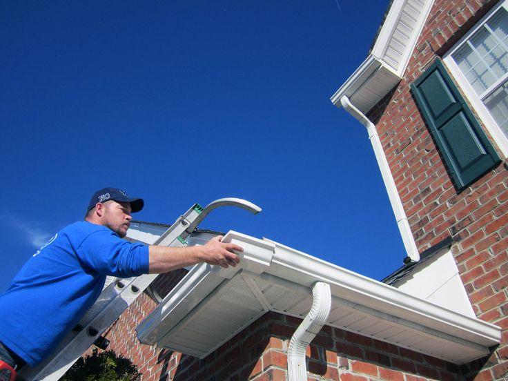 Pin By Wildwood Roofing Exteriors On Gutter Installation