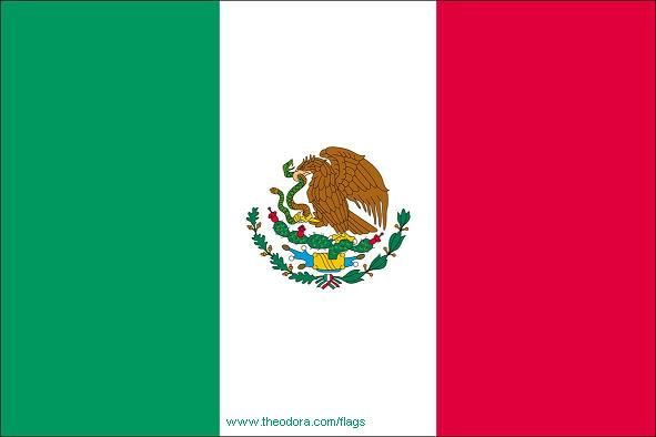 flag day in mexico